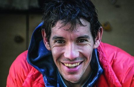 Alex Honnold: One-Track Mind