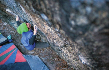 The Hardest Bouldering in America ... and Maybe the World