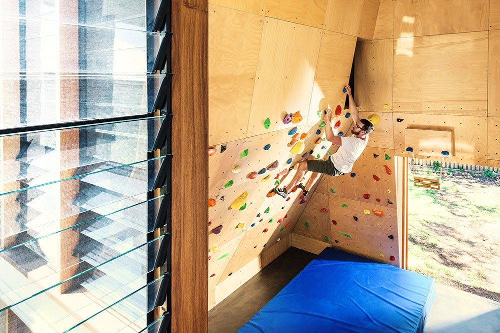 Photo Gallery: Show Us Your Woody 2 - Home Climbing Walls