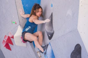 Vail IFSC Bouldering World Cup - 2017