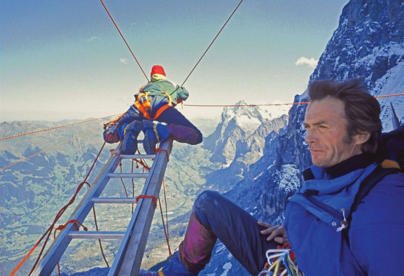 "A Film: The Making of ""The Eiger Sanction"""