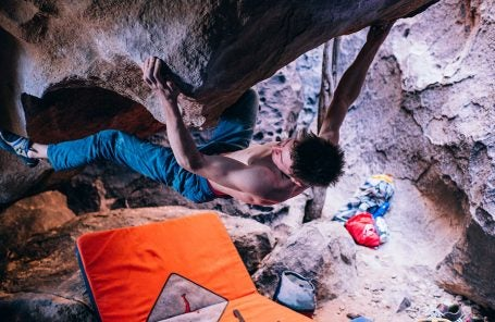 Faces of the 2017 Hueco Rock Rodeo