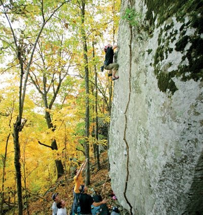 Climb Safe: Spotting for Bouldering