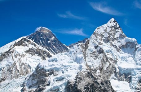 Daring High Altitude Rescue on Everest Sets Records