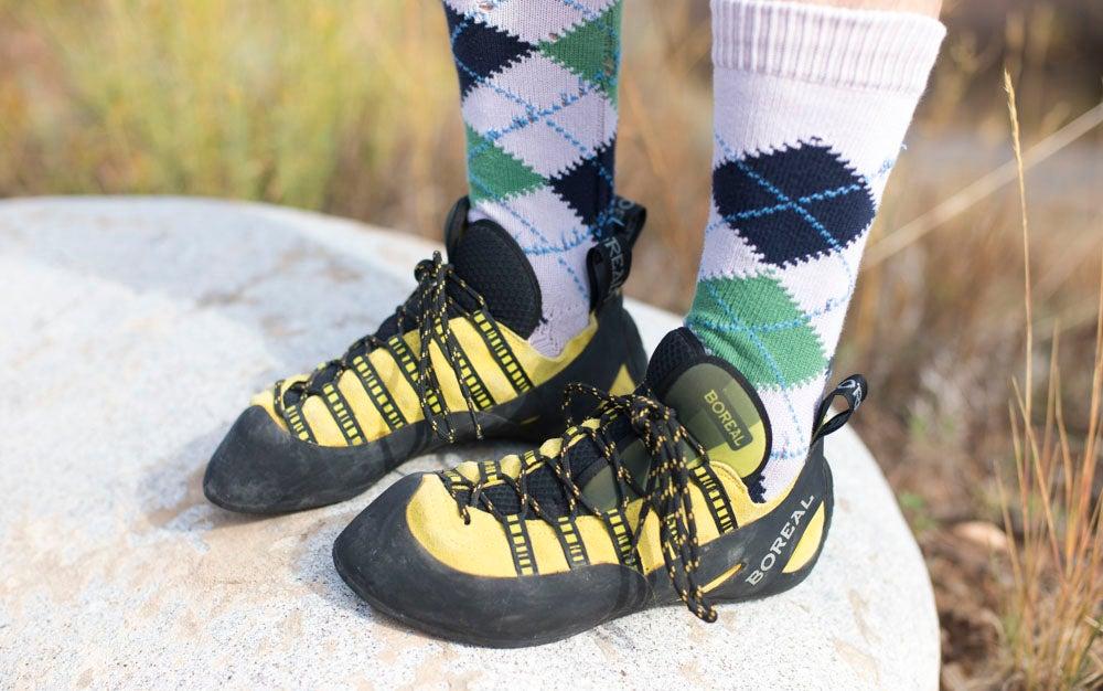 Buying Rock Climbing Shoes Tips