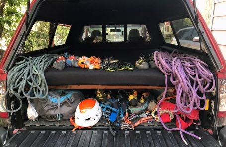 Closet Car: Is it Safe to Store Climbing Gear in Your Vehicle?