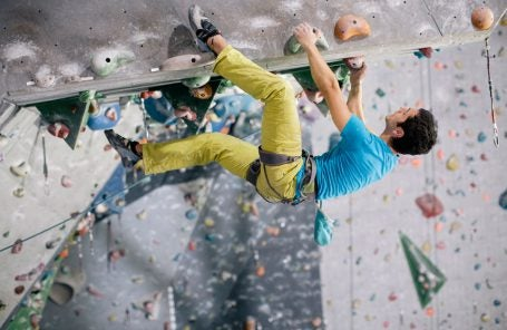 Should You Be Allowed to Practice Lead Falls in the Gym?