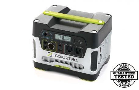 Goal Zero Yeti 400 Portable Generator