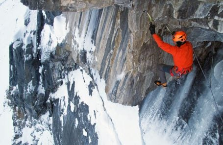 Stanley Headwall Gets Sick New Route