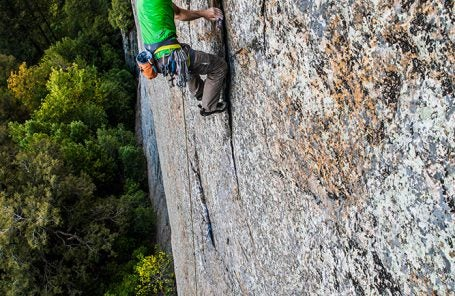 Alex Honnold's First Ascent in Memory of Todd Skinner