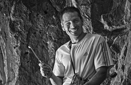 Art of the First Ascent: The Bold Climbs of Marcus Garcia