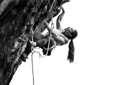 The Cheater - Learning to Climb for Myself, the Hard Way