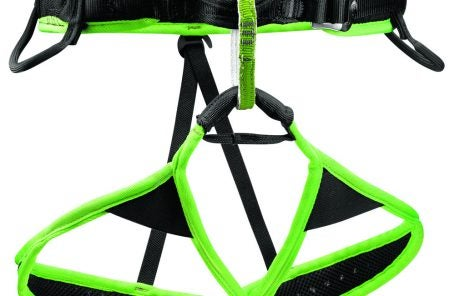 Petzl Hirundos Climbing Harness Review
