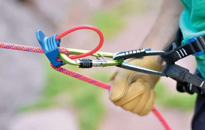 Can I MacGyver a Belay Loop Replacement?