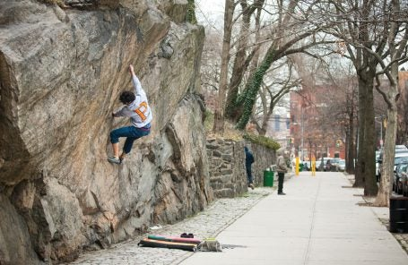 Beta: Big Apple Bouldering