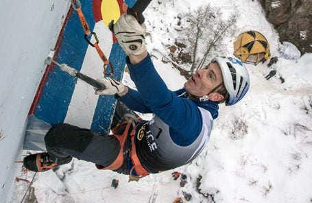 Ryan Vachon: Top Ice Climber and Climate Scientist