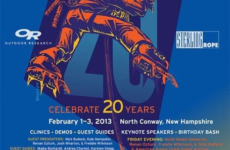 The Mount Washington Valley Ice Fest Celebrates 20 Years