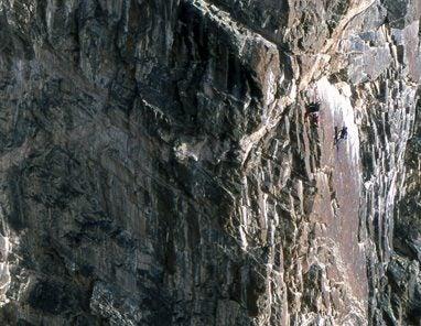 Superwuss (5.10), Black Canyon