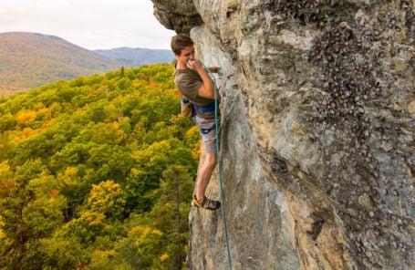 Green Mountain Grip: Vermont's Top Climbing Destinations