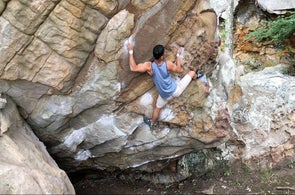 Weekend Whipper: Super Mario Extension (V6) Fail