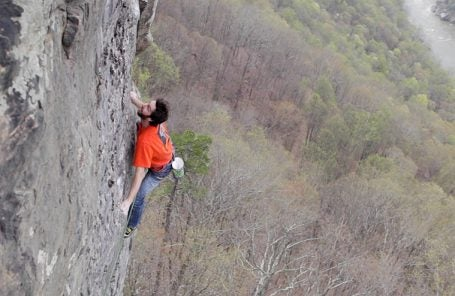 Interview: Wilder Sends 5.13d Trad at the New River Gorge