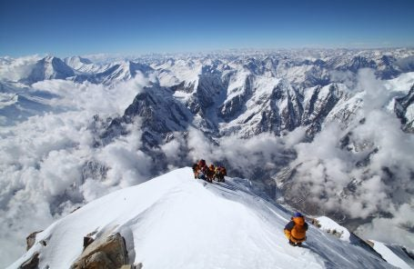 New Route and Deaths on Annapurna - World's Deadliest Mountain