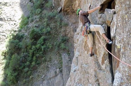 Big New Free Route in the Black Canyon