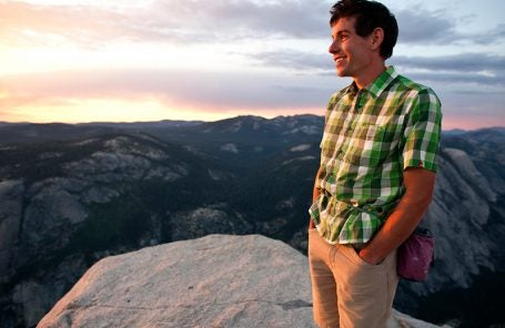 Steep Learning Curve: Alex Honnold On His Early Free-Soloing Days