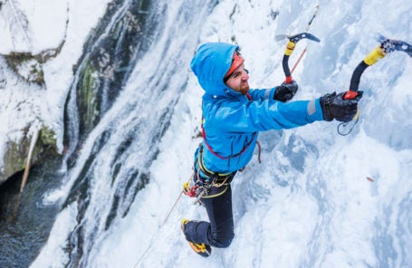 Ask the Master: Waterfall Ice - To Adze, or Not to Adze
