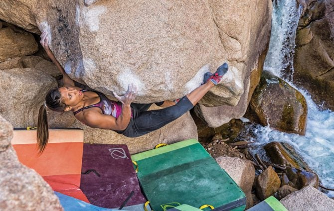 More Power! A Woman's Guide to Bouldering Strength