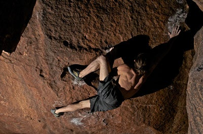 Sam Davis Repeats Blood of a Young Wolf (V14)