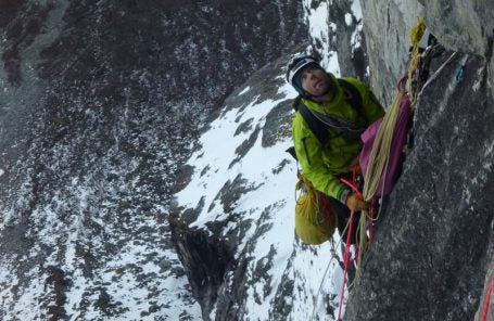 First Winter Ascent of Europe's Biggest Wall
