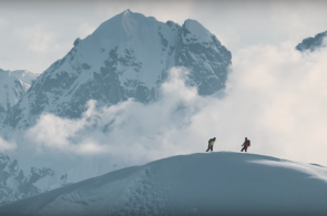 Life Coach - Alex Honnold and Renan Ozturk in Alaska's Ruth Gorge