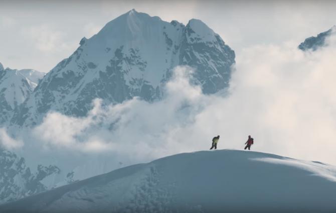 Life Coach - Alex Honnold and Renan Ozturk in Alaska's Ruth Gorge