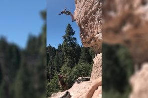 Weekend Whipper: True Value (5.11a), The Pit, Flagstaff, Arizona