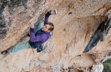 Angy Eiter Becomes First Woman to Climb 5.15b