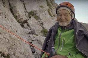 Marcel Remy – 94 Years Old and Back On The Summit