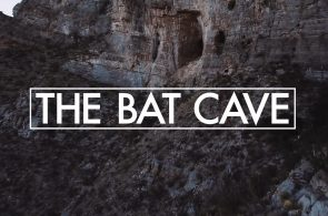 Ben Hanna and Claire Bukowski in the Bat Cave