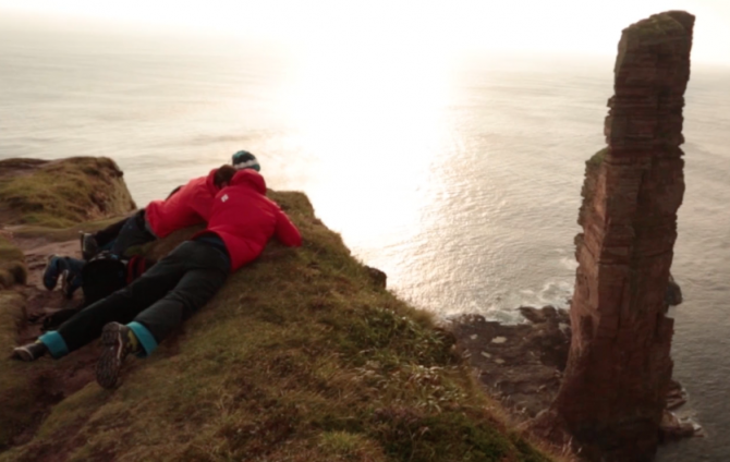 The Old Man of Hoy - Sea Stack Climbing