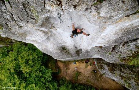 Pulling Hard in the Polish Jura - By Pawel Wrona