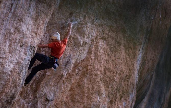 Jonathan Siegrist: Ten Climbs, One Year