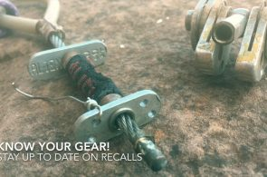 Weekend Whipper: Falling on a Recalled Cam So You Don't Have To