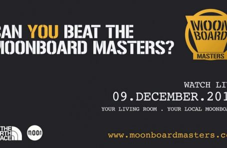 MoonBoard Masters - A New Kind of Bouldering Comp