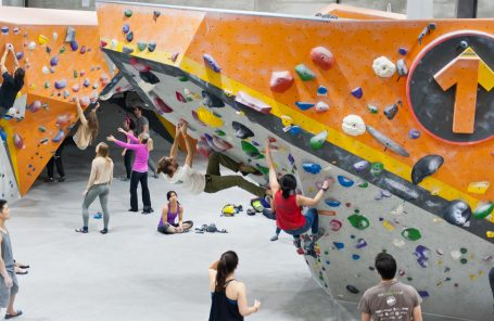 Olympic Climbing vs. Traditional Competitive Climbing