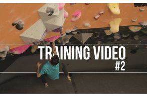 Indoor Rock Climbing Training with Paul Robinson, Part 2