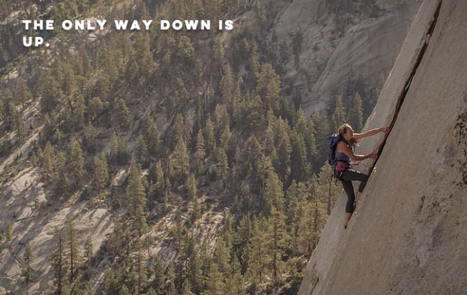 Trailer for Gripped (Greatest Climbing Movie Ever Made?)