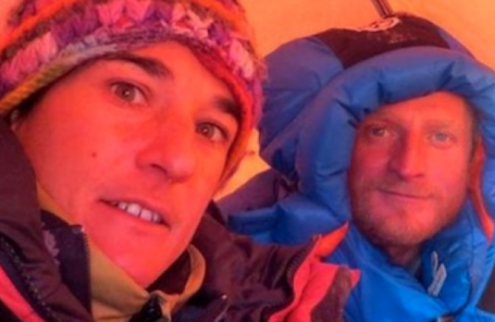 [Updated] Nanga Parbat Rescuers En Route to Revol; Situation for Mackiewicz Dire