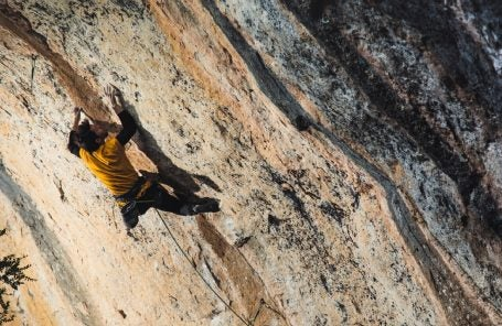 Stefano Ghisolfi Makes Second Ascent of La Capella (5.15b)