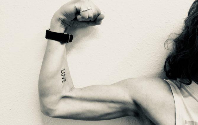 Blown Biceps
