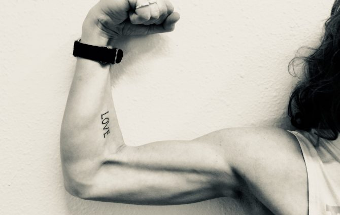 Beyond Tape: Bicep Tendinitis